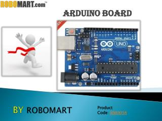 Buy Arduino Board In Delhi By Robomart