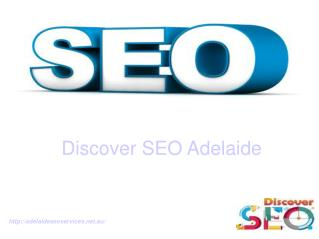 SEO services Adelaide