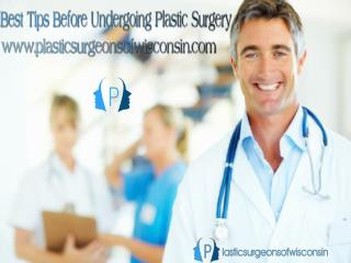The Best Tricks And Tips Before Undergoing Plastic Surgery