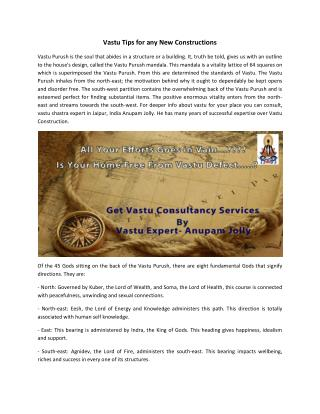 Vastu Shastra Expert in Jaipur | VaastuVed