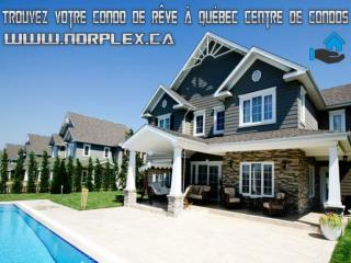 Trouvez votre condo de rêve à Québec centre de condos