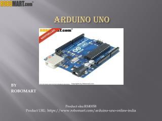Buy Arduino Uno