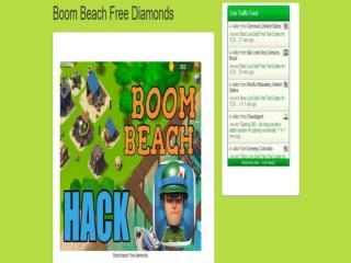 2015 Boom Beach Hack Unlimited Diamonds