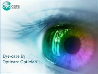 Opticare Optician Eye Specialist