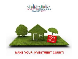 Make Your Investment Count