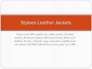 Stylees Leather Jackets