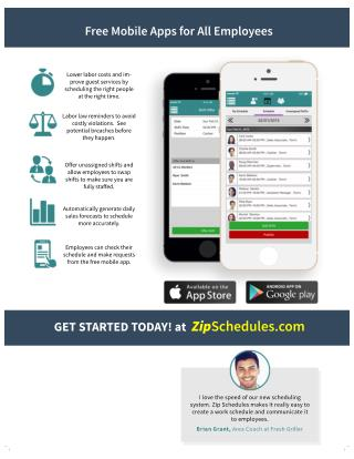Free Mobile Apps for All Employees