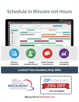 Shift Schedule in Minutes not Hours