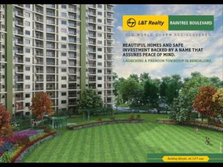 Pre launch L&T Realty Raintree Boulevard Bangalore