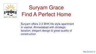2 & 3 BHK  Flats in Vatral, Ahmedabad