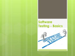 Software Testing - Basics