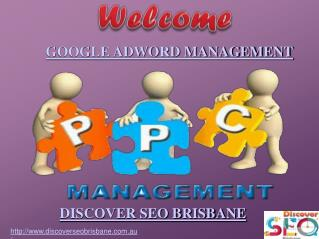 Google Adword Management | Discover SEO Brisbane