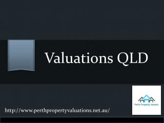 Valuations QLD: For Capital Gains Tax Valuation