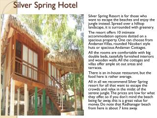 Hotel Silver Spring