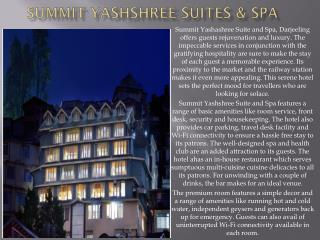 summit yashshree suites & spa