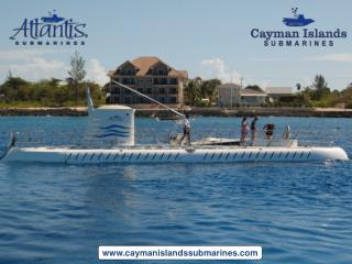 Amazing Submarine Tour to the Deep Mystery to the Sea of Cayman Islands