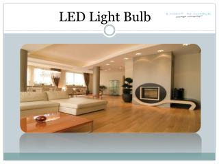 Led Light Your Home