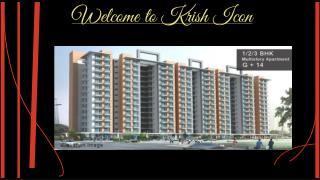 krish Icon Luxury Apartment in Bhiwadi