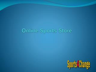 Online Sports Store