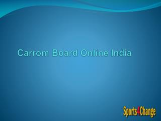 Carrom Board Online India