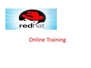 The Best Red Hat Linux Online Training With Certification
