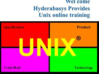 Unix online training in UK