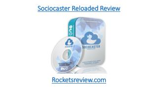 Sociocaster Reloaded Review