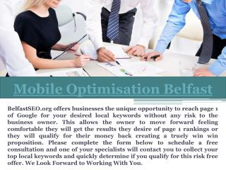 Top SEO Consultants Belfast