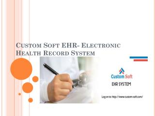 Best Electronic Record System India