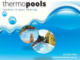 Solar Pool Heating System & Heat Pumps