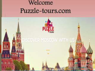 Individual tour in Moscow