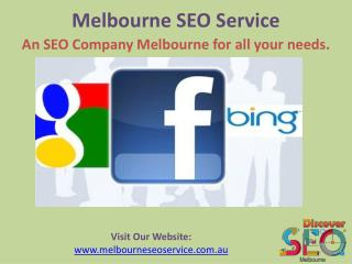 SEO Agency Melbourne | Facebook Marketing | Melbourne SEO
