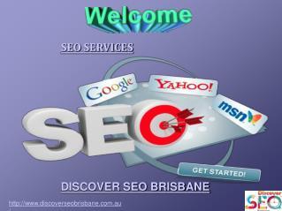 SEO Services | Discover SEO Brisbane
