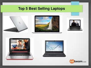 Top 5 Best Selling Laptops