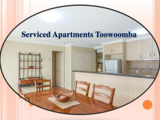 Explore the Top Quality Serviced Apartments for Toowoomba Accommodation