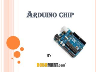 Buy Arduino Chip