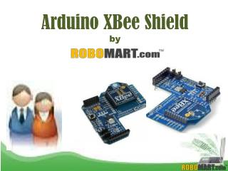 Buy Arduino XBee Shield by Robomart