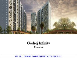 Godrej Infinity New Housing Project Keshav Nagar Pune