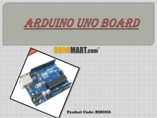 Buy Arduino Bangalore by Robomart