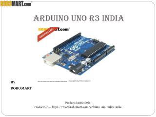 Buy Arduino Uno r3 india