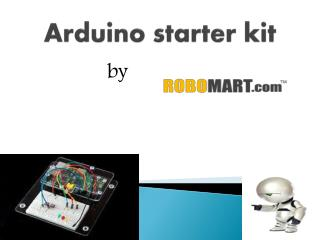 Arduino Starter Kit By Robomart