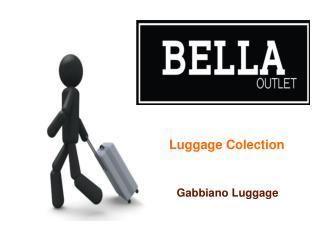 Gabbiano Luggage