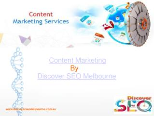best Content Marketing | Discover SEO Melbourne