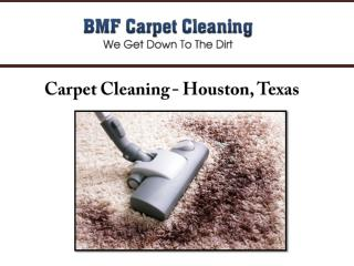 Carpet Cleaning - Houston, Texas