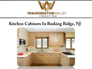 Kitchen Cabinets In Basking Ridge, NJ