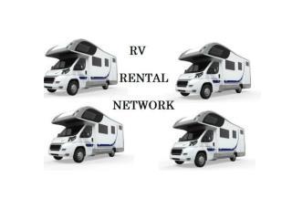 Find The Best Campervan Hire Orlando Through 'RV Rental Network'