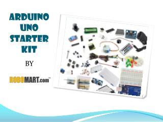 Buy Arduino UNO Starter Kit - Robomart