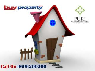 Puri Diplomatic Greens-4 BHK-Buyproperty