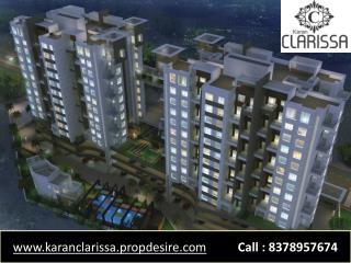 Karan Clarissa 2 BHK Flats in warje Pune