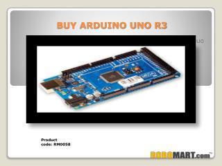 Buy Arduino Uno R3